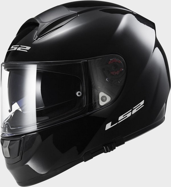 FF397 VECTOR SOLID MATT BLACK - LS2