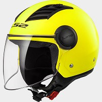 OF562 AIRFLOW L SOLID MATT H-V YELLOW